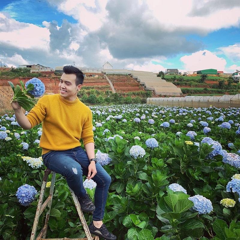 Vuon Hoa Cam Tu Cau Da Lat 2