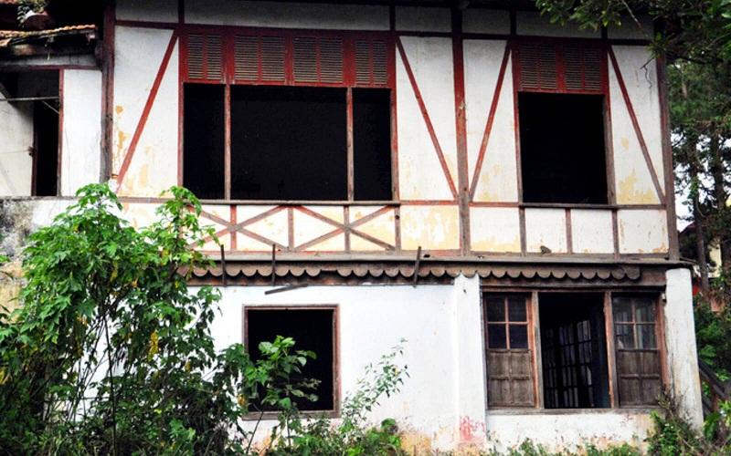 ngôi nhà ma ở Đà Lạt